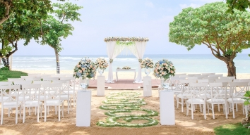 Bali wedding at Inaya Putri Bali Nusa Dua with Dream Weddings In Bali